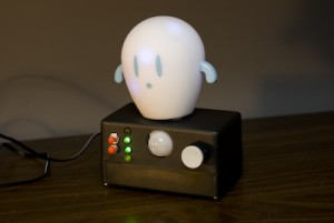 Blinky Ghost project